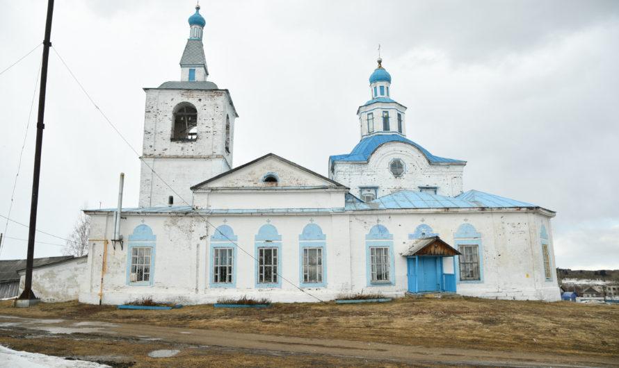 Храм Покрова Пресвятой Богородицы села Красный Ясыл