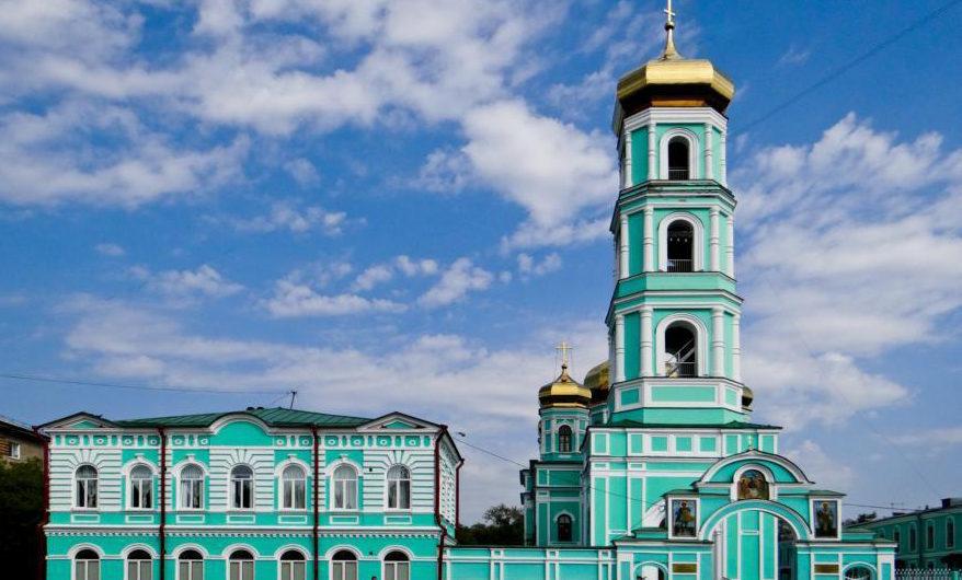 Свято-Троицкий кафедральный собор (г. Пермь)