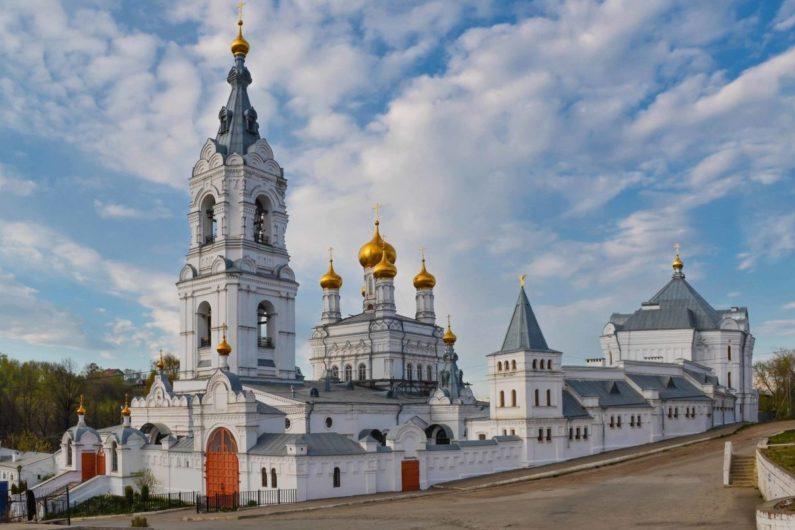 Пермский Свято-Троицкий Стефанов мужской монастырь