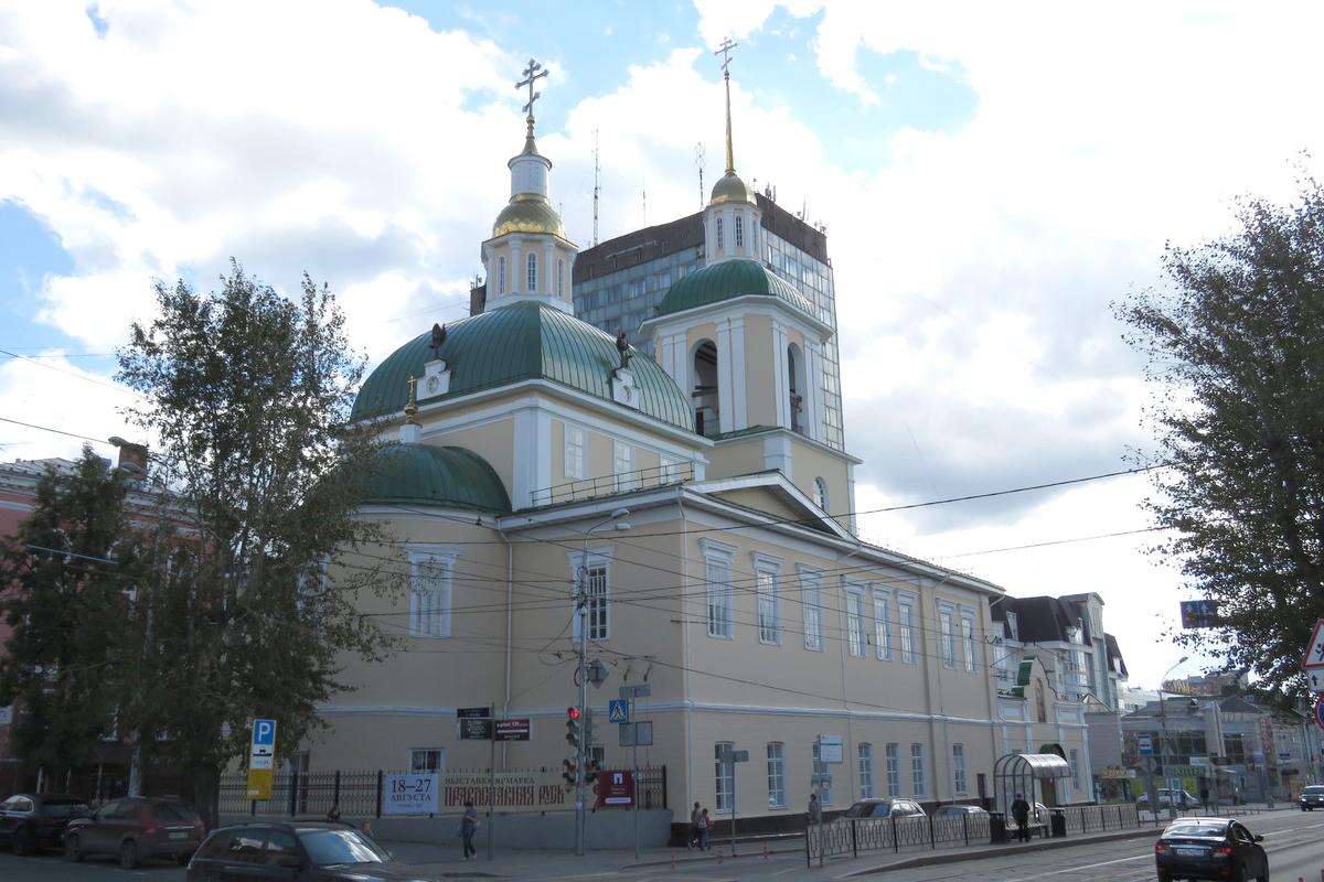 Храм Рождества Пресвятой Богородицы (г. Пермь)