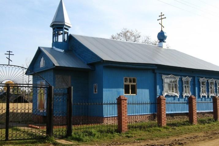 Храм Рождества Пресвятой Богородицы села Фоки