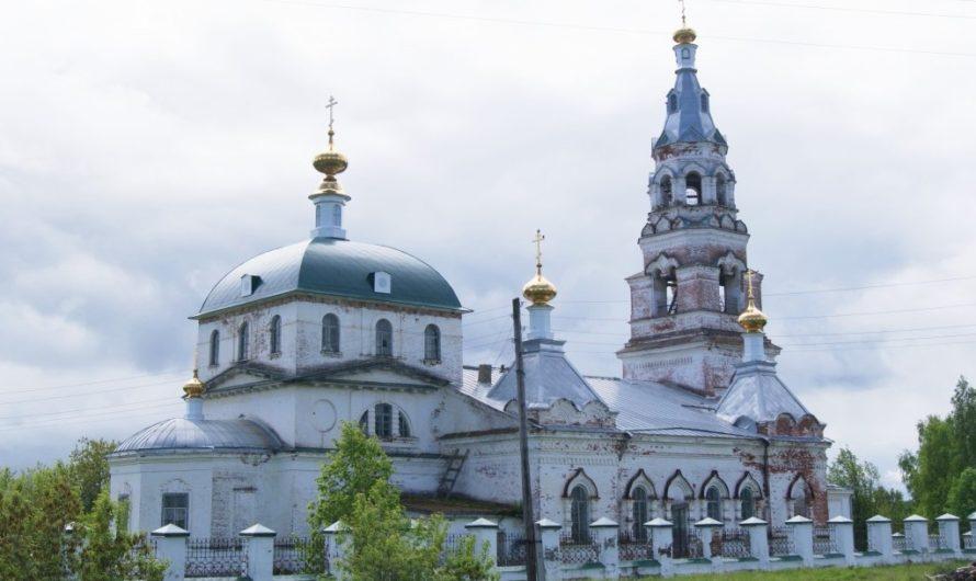 Храм Святой Троицы села Асово