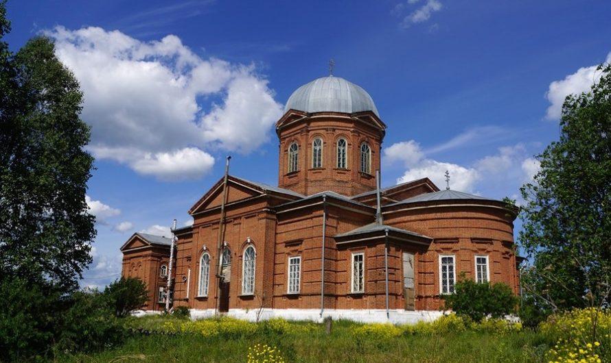 Храм Архангела Михаила села Аспа