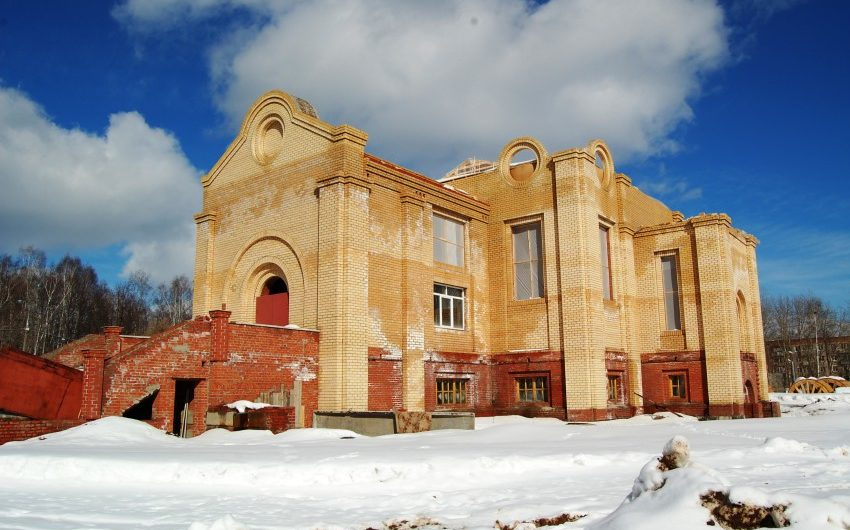 Храм Воскресения Словущего города Перми
