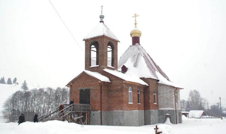 Храм страстотерпцев благоверных князей Бориса и Глеба поселка Майский