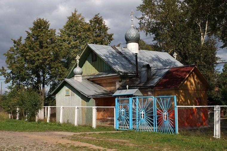Свято-Троицкий храм села Троица