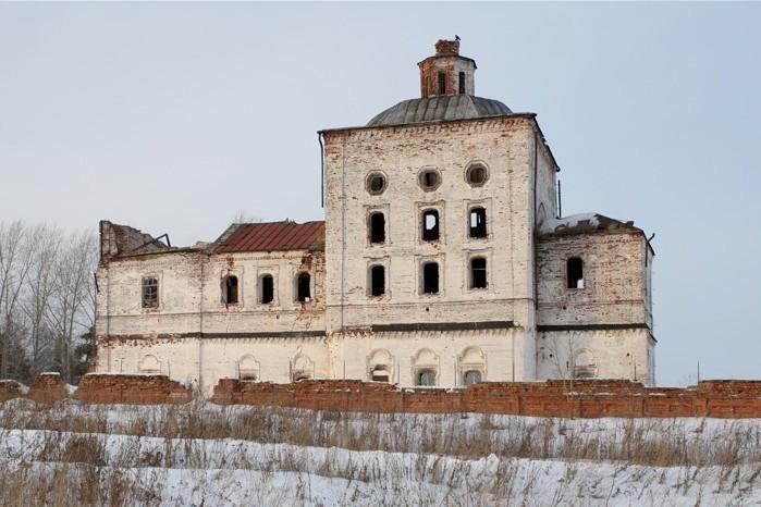 Храм святителя Николая Чудотворца деревни Медянка