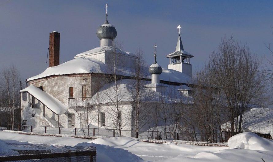 Храм святителя Стефана Великопермского поселка Сылва