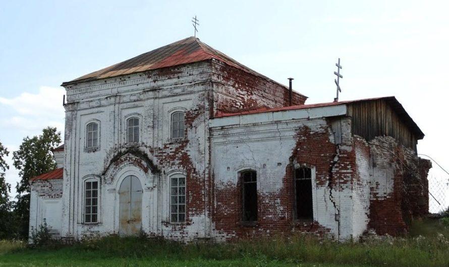 Храм в честь Успения Пресвятой Богородицы села Усановка