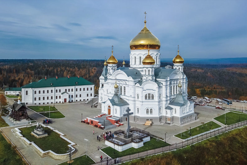 Белогорский Свято-Николаевский мужской монастырь