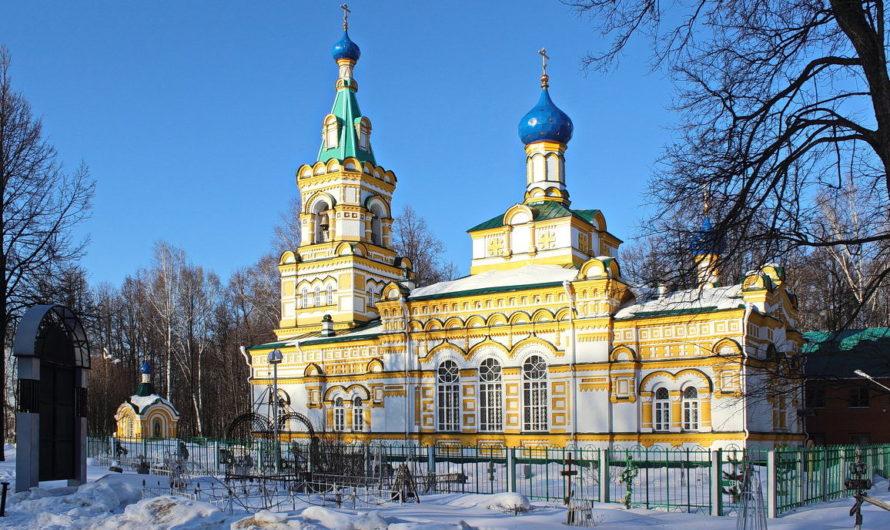 Храм Успения Пресвятой Богородицы (г. Пермь)