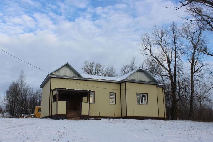 Храм святителя Николая Чудотворца села Калиновка