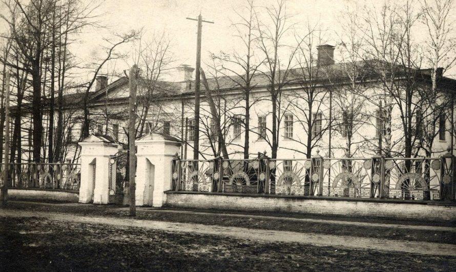 Больничный храм в честь Александра Невского (из истории Александровской больницы)