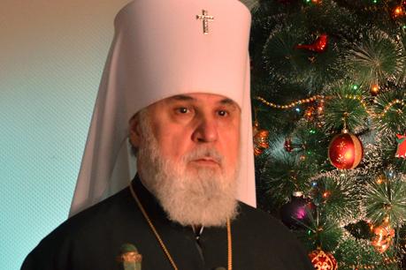 Рождественское Слово Высокопреосвященнейшего Мефодия, митрополита Пермского и Кунгурского (2018 год)