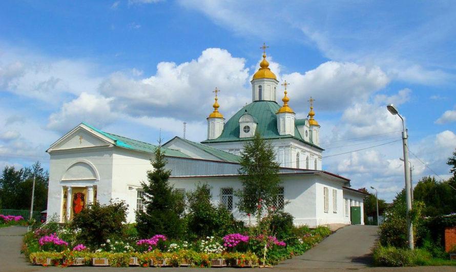 Петропавловский собор (г. Пермь)