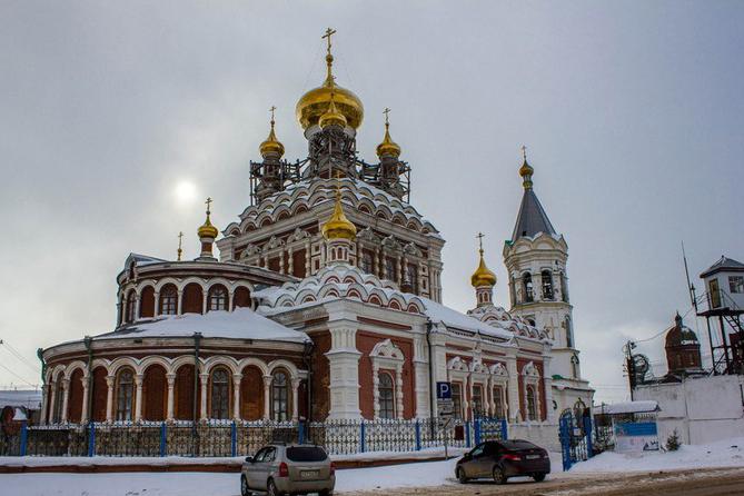 Кунгурский Иоанно-Предтеченский женский монастырь