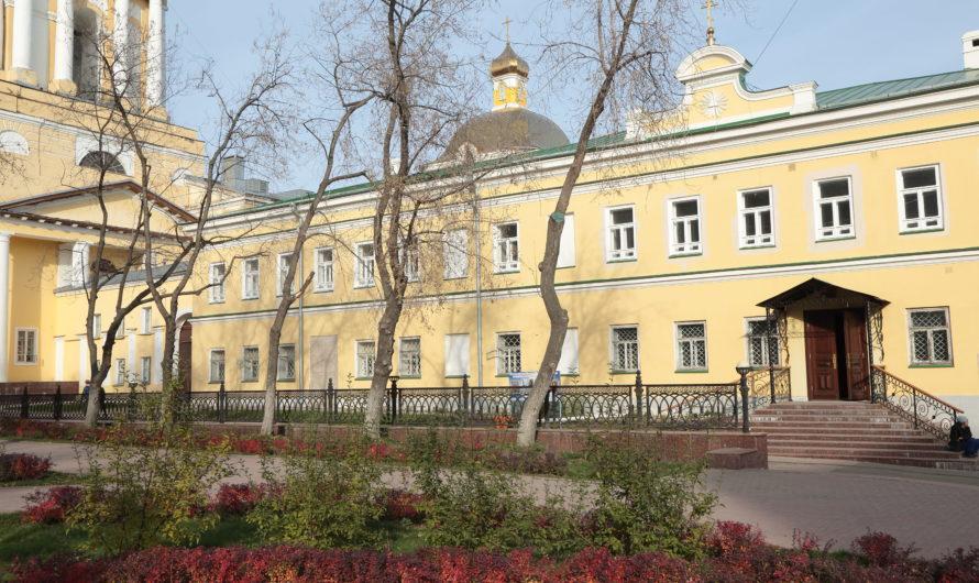 Крестовый храм святителя Митрофана Воронежского (г. Пермь)