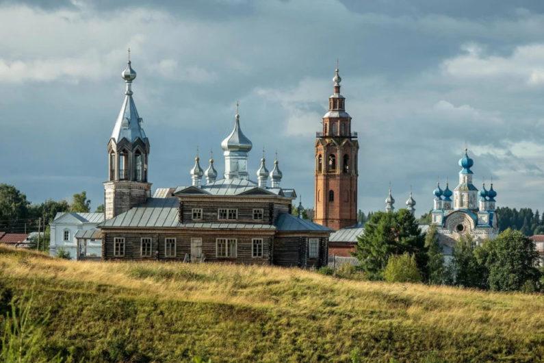 История епархии