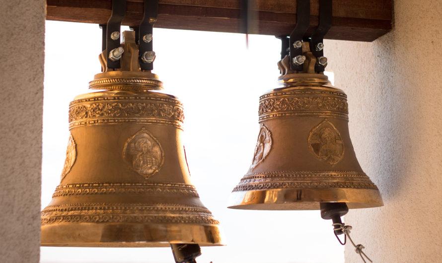Колокола Спасо-Преображенского собора Перми