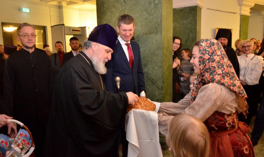Сюжет телеканала «Союз»: В Перми состоялся концерт «Дорога в Рождество» (15 января 2020 года)