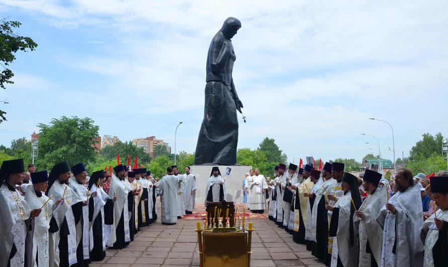 Сюжет телеканала «Союз»: В Пермской епархии почтили память погибших в годы Великой Отечественной войны (25 июля 2019 года)