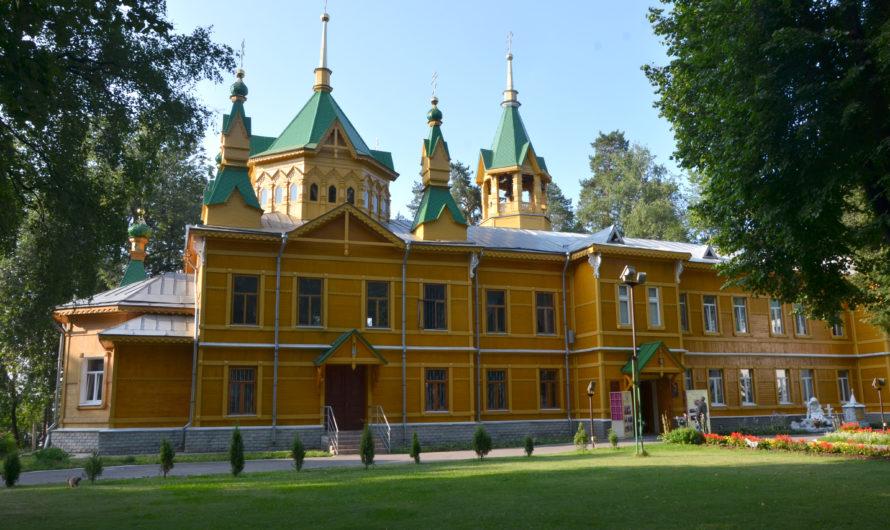 Храм равноапостольного Великого Князя Владимира города Перми