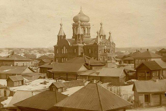 Свято-Николаевский храм в Мотовилихе