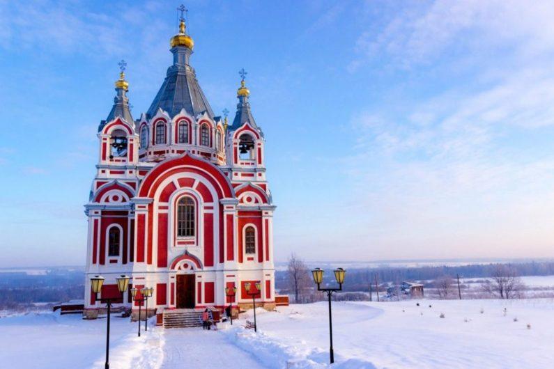Чернушинский Свято-Николаевский женский монастырь
