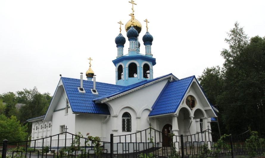 Храм Благовещения Пресвятой Богородицы города Перми