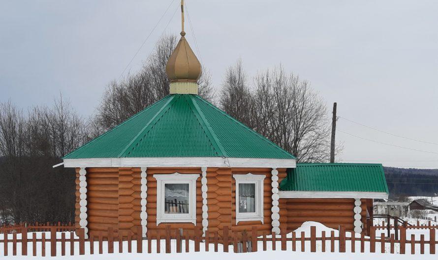 Часовня Рождества Христова села Новорождественское