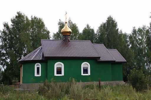 Храм преподобного Сергия, игумена Радонежского (д. Мостовая)