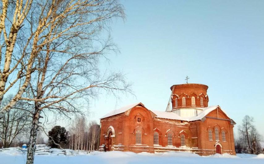 Храм Благовещения Пресвятой Богородицы (с. Никулино)