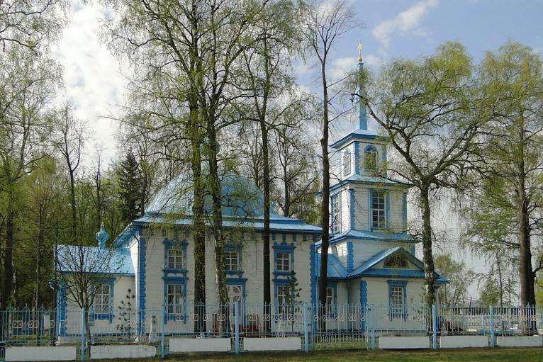 Храм святителя Митрофана, епископа Воронежского (г. Добрянка)