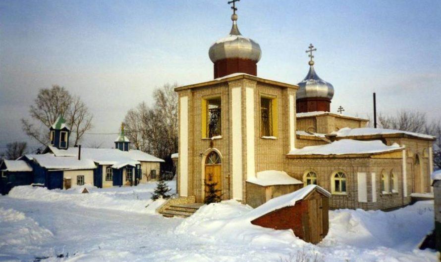 Храм Покрова Пресвятой Богородицы деревни Зверево