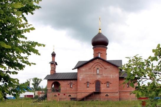 Храм Рождества Христова села Рябки