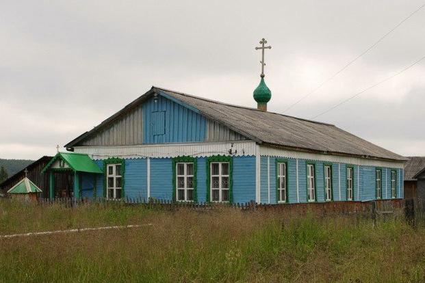 Храм преподобного Серафима Саровского (пос. вильва)