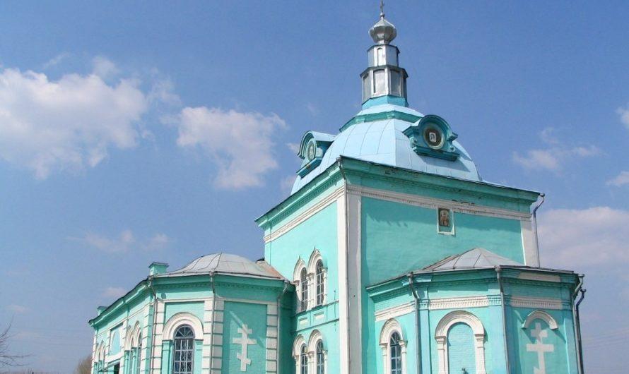 Храм святителя Николая Чудотворца села Кыласово