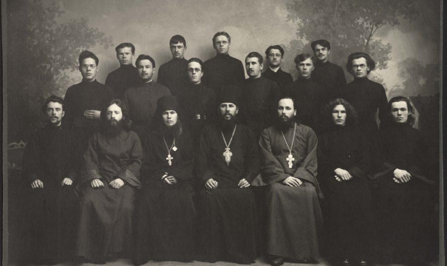 Паломничество учеников Пермского Пастырско-Миссионерского Училища в Верхотурье