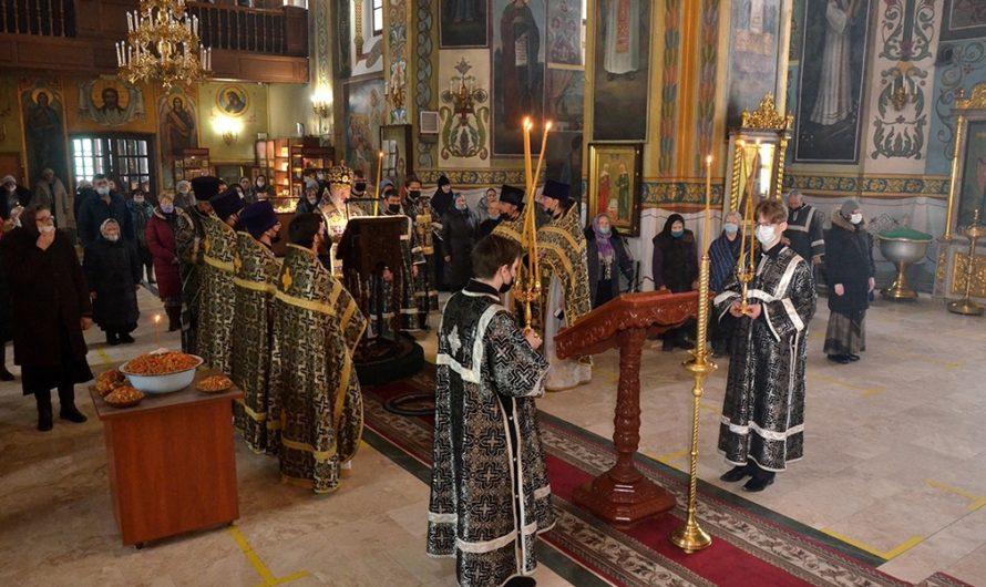 19 марта 2021 года. День памяти великомученика Феодора Тирона.