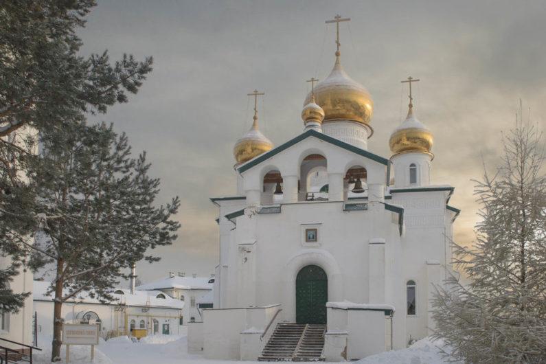 Пермский Богоявленский мужской монастырь