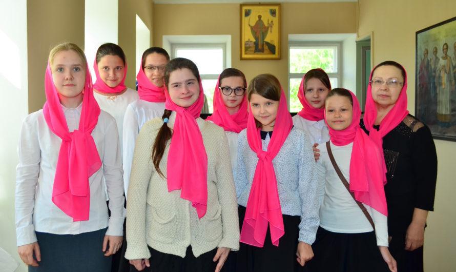 Церковно-приходские школы Пермской епархии