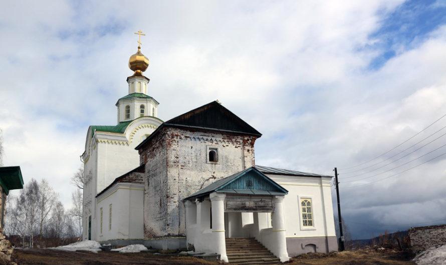 Храм святителя Филиппа, митрополита Московского села Филипповка