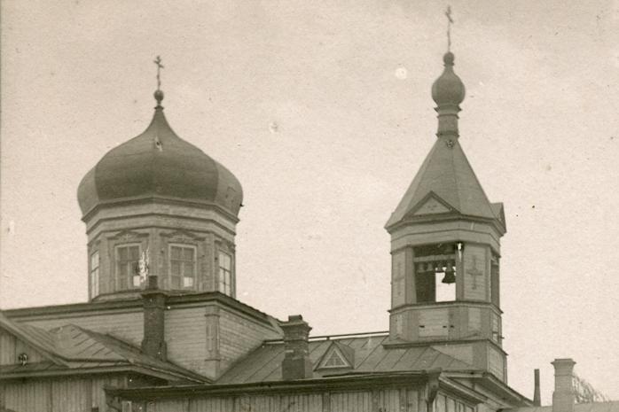 Красногвардейский штурм подворья Белогорского монастыря в Перми в феврале 1918 года