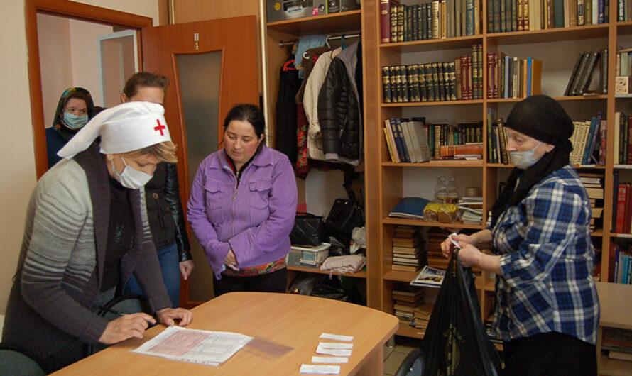 В Чайковском прошла благотворительная пасхальная акция