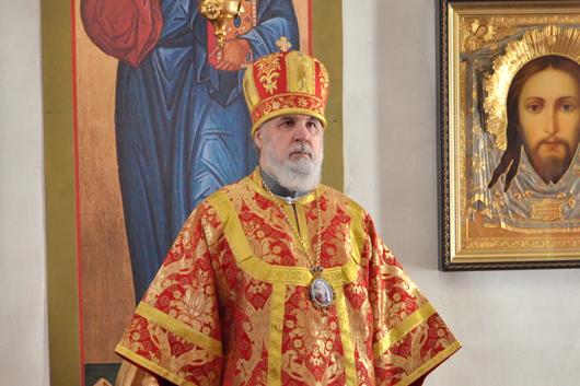 Архиерейское богослужение в день памяти святых равноапостольных братьев Мефодия и Кирилла, просветителей Словенских