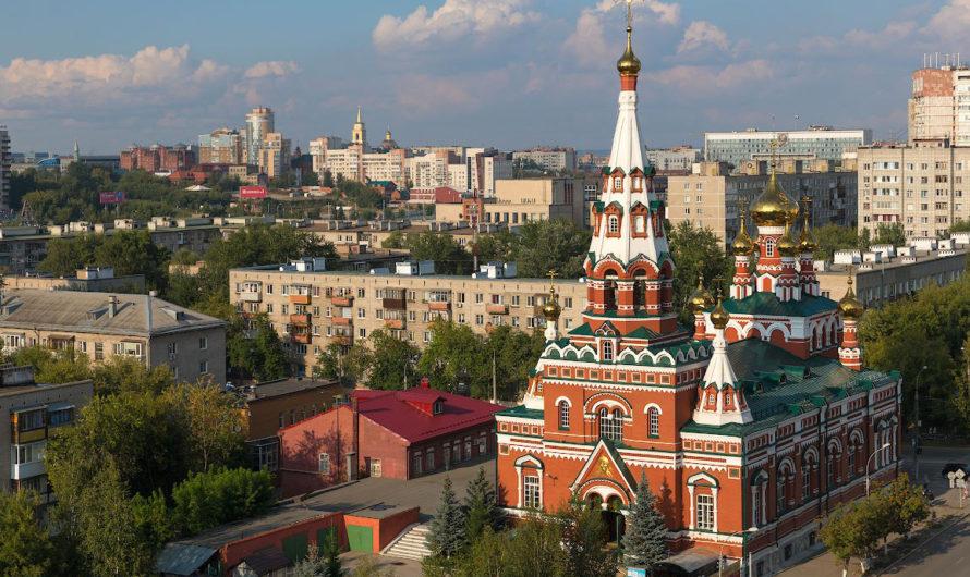 Храм Вознесения Господня (г. Пермь)