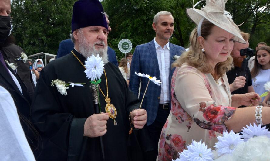 Акция «Белый цветок» вновь призывает к добрым делам