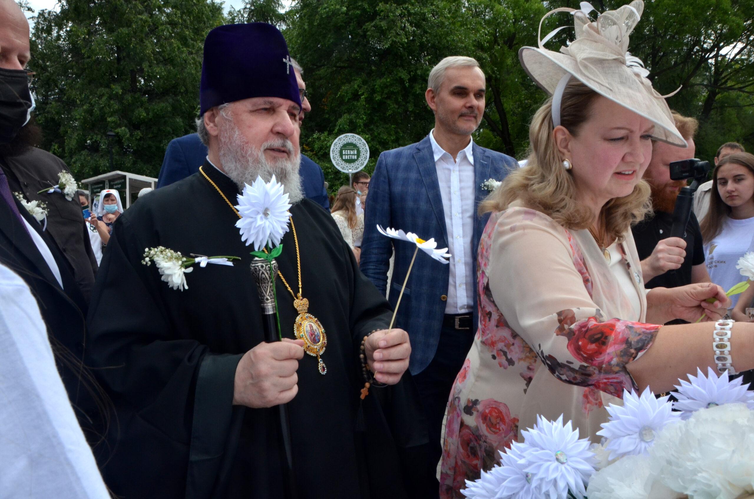 12-13 июня 2021 года. Акция «Белый цветок» в Пермском крае