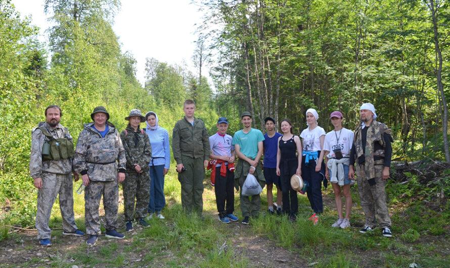 Православная молодежь Пермской епархии приняла участие в сплаве-экспедиции