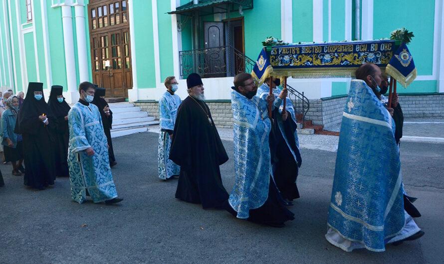 Утренняя с чином Погребения Пресвятой Богородицы